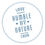 Humble by Nature Logo Smallholding and Cookery Courses Kates Farm