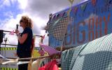 Kate Humble at The Big Day Out 2015