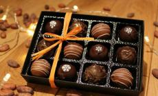 Learn to make chocolates and truffles with Suzanne Coles of Kokoblas Chocolates at Kate Humble's farm Humble by Nature in Monmouth S Wales