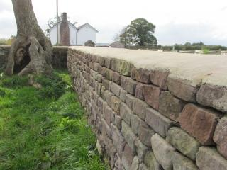 Learn Dry Stone Walling at Humble by Nature Kate Humble's farm in South Wales