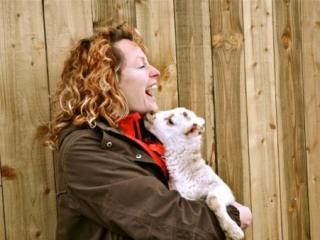 Kate Humble of Humble by Nature